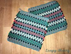 Weaving Loom Diy, Inkle Weaving, Potholder Loom, Potholder Patterns, Color Feel, Weaving Projects, Weaving Patterns, Hot Pads, Loom Knitting