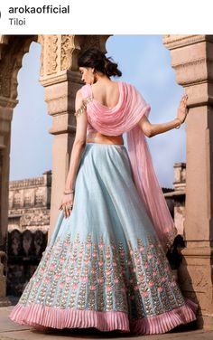 For order booking email Indian Wedding Outfits, Bridal Outfits, Indian Weddings, Indian Outfits, Wedding Dress, Lehenga Designs, Saree Blouse Designs, Indian Lehenga, Green Lehenga
