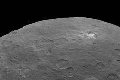 Novo mistério é encontrado no planetóide Ceres