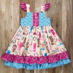County Fair Meredith Dress