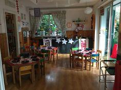 Magic tables for children