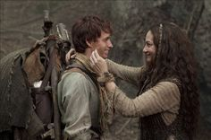 Eddie Redmayne as Jack in The Pillars of the Earth (95757)