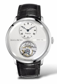 448cbfe5667 The first co-branded limited edition watch with Asprey and Arnold   Son  Asprey London. Relógios ChiquesRelógios Para HomensRelógios ...