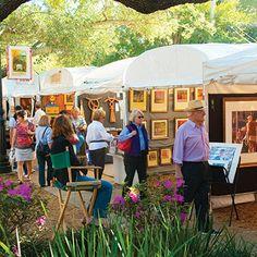 The Great Gulf Coast Arts Festival! #GGCAF