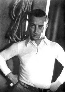 Buster Keaton by George Hurrell