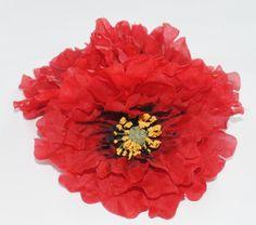 Spilla bouquet - TUTORIAL