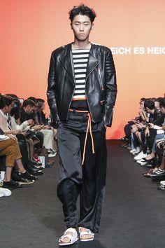 Heich Es Heich Seoul Spring 2016 Fashion Show