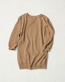 45R Lady's(レディース)の「ギマKNITセーター(ニット/セーター)」