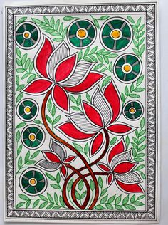 Gond Painting, Mural Painting, Poster Color Painting, Mandala Art Lesson, Mandala Drawing, Madhubani Art, Madhubani Paintings Peacock, Kalamkari Painting, African Art Paintings