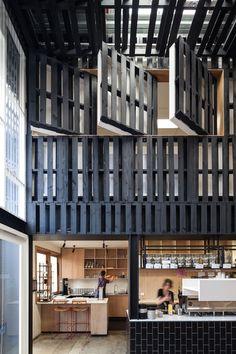 Industry Beans - Gallery | Australian Interior Design Awards