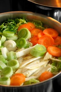 Soup recipe - each student can bring something
