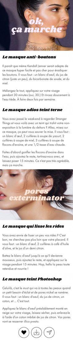 Pin by Marine Dassac on Beauté \ Bien-Être Pinterest