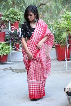 Bengal handloom sari