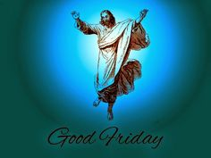 Happy #GoodFriday to all the #Christian families celebrating the holiday for God #JesusChrist.