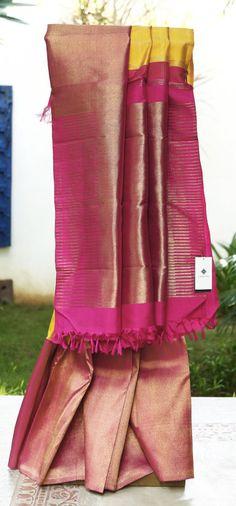 Kanchivaram Silk LSR135 | Lakshmi