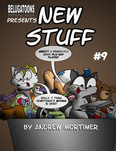 New Stuff   New Stuff #9   MagCloud