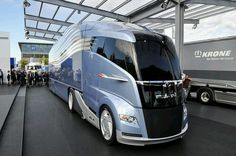 """MAN """"Concept S"""" – The Future Of The Truck"""
