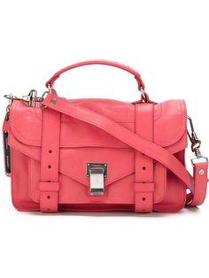 选购 Proenza Schouler 'PS1' tiny单肩包 in Julian Fashion from the world's best independent boutiques at farfetch.com. Shop 300 boutiques at one address.