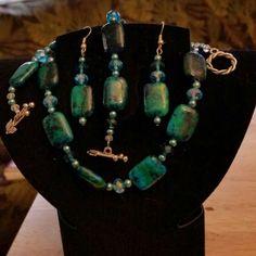 JASPER & Crystal Crafts by Lacacia