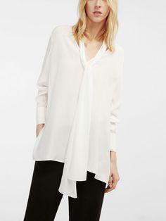 Elegant Women's Shirts & Blouses | Massimo Dutti