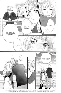 Like how Shuko feels, I'm really happy for Futaba and Touma, but.. what about Kou?!? ττ___ττ