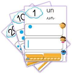 Voici une série d'affiches Picbille pour accompagner le fichier J'apprends les maths CP des éditions Retz. Les affiches des nombres J'ai réalisé ces affiches à partir d'une contribution de Pierre, merci à lui ! Chaque affiche illustre le nombre dans ses différentes représentations (d'après l'édition 2012 du fichier) : en chiffres en lettres (écriture script […]