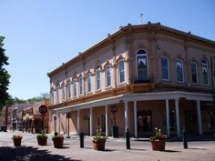 Downtown Santa Fe Santa Fe, New Mexico - Best of the Road