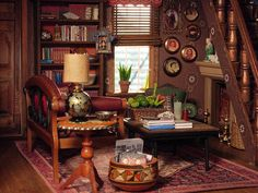 Living room afternoon by amyla174, via Flickr