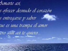 amarte asi Jose Luis Perales - YouTube