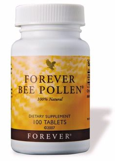 Forever Bee Pollen is gathered from the blossoms blanketing remote, high desert regions. This guarantees a fresh and potent natural product. This all-natural supplement contains honey and royal jelly, and is free from preservatives and artificial flavours. http://link.flp.social/TrbaTS