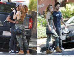 Bella Thorne and Tyler Posey