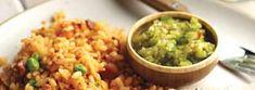 Arroz con Gandules (Rice with Green Peas)