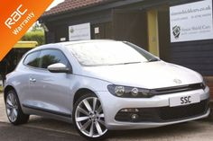 Volkswagen Scirocco 2.0 TDi BlueMotion Tech GT 3dr Coupe Diesel Reflex Silver Metallic for sale at http://www.simonshieldcars.co.uk/used/volkswagen/scirocco/20-tdi-bluemotion-tech-gt-3dr/ipswich/suffolk/17476539