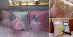 Making your own pillow or cushion is not only fun, but it also allows you to own personalized pillows or cushions that fit your needs. Here are some creative DIY pillow or cushion ideas for you. They alllook so cute and comfortable. They are perfect to cuddle, play or just …