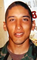 Army Pfc. Kristian Menchaca  Died June 16, 2006 Serving During Operation Iraqi Freedom  23, of San Marcos, Texas; assigned to 1st Battalion, 502nd Infantry Regiment, 2nd Brigade, 101st Airborne Division (Air Assault), Fort Campbell, Ky.; died June 19 when his unit came under enemy small-arms fire while manning a checkpoint during combat operations in Baghdad. He was previously listed as Duty Status Whereabouts Unknown.