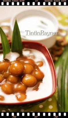 Bubur Candil Ala Semarang,Kenangan masa kecil ^.^ Indonesian Desserts, Indonesian Cuisine, Asian Desserts, Indonesian Recipes, Sweet Desserts, Sweets Recipes, Cooking Recipes, Asian Cake, Malay Food