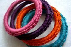 Little Treasures: crochet