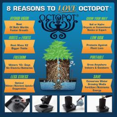 Octopot Garden Systems