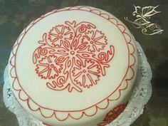 #TMJcreative #hunarianfolkart #birthdaycake