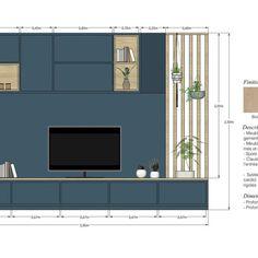 Custom-made furniture - MARION LANOE, Interior designer and decorator, Lyon Architect Logo, Architect House, Architect Design, Architect Resume, Architect Drawing, Nook Architects, Tamizo Architects, Architects Quotes, Sustainable Architecture