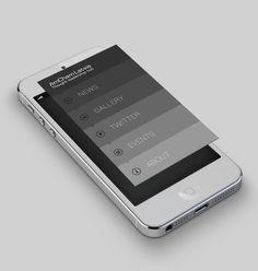Innovative Mobile UI Designs and User Experience   Inspiration   Design Blog