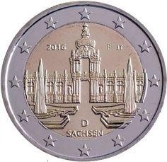 2 euro 2016 Germania