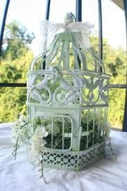 Image result for christmas bird cage decoration