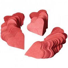 mariage baptme coeur rouge bordeaux dco baptme objet dcoration gifi dcor salle confettis noel confetti coeur - Gifi Mariage
