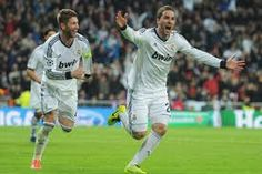 Real Madrid 5 – 1 Levante | Hora Punta http://www.horapunta.com/noticia/6646/DEPORTES/Real-Madrid-5--1-Levante.html