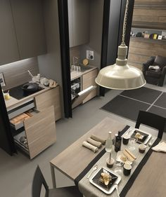 Armadio Twenty Modulnova #design #kitchen