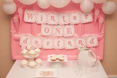 Girl Won-derland party