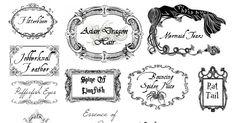 Harry Potter Potion Labels Saving with Sarah.pdf