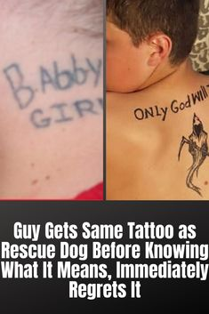 We've seen some pretty bad tattoos in our time. Some were drunken mistakes, some were well-meaning but were executed horribly and some were borne out of sheer stupidity. Horrible Tattoos, Texas Man, Tattoo Fails, Bad Tattoos, Cara Delevingne, Got Him, New Pins, Regrets, Rescue Dogs