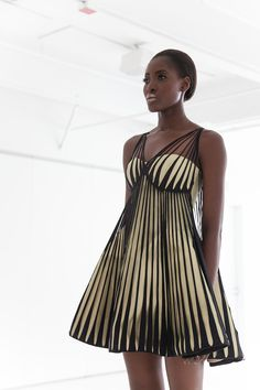 Interview: Deola Sagoe At NYFW On Her 25 Years In The Fashion Industry Okayafrica.